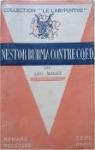 Nestor Burma contre CQFD (SEPE, 1945)